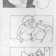 "Storyboard for ""Don't Talk to Robots"" PSA's for Nova Project Films, 2008"