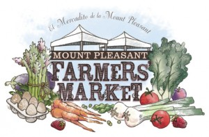 Mt. Pleasant Farmer's Market Logo